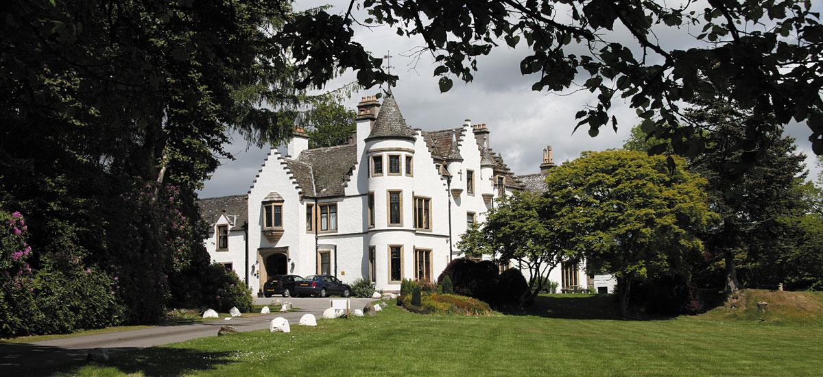 Kincraig Castle