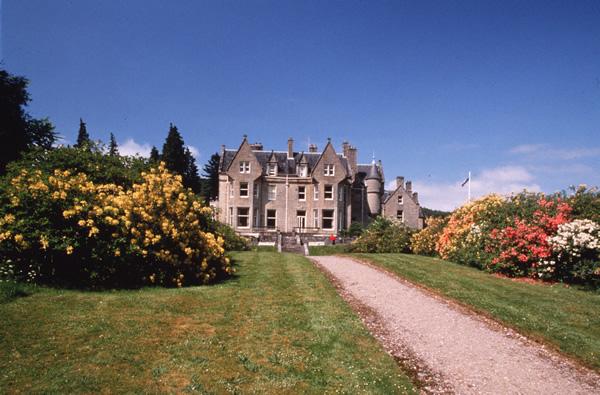 Glengarry Castle
