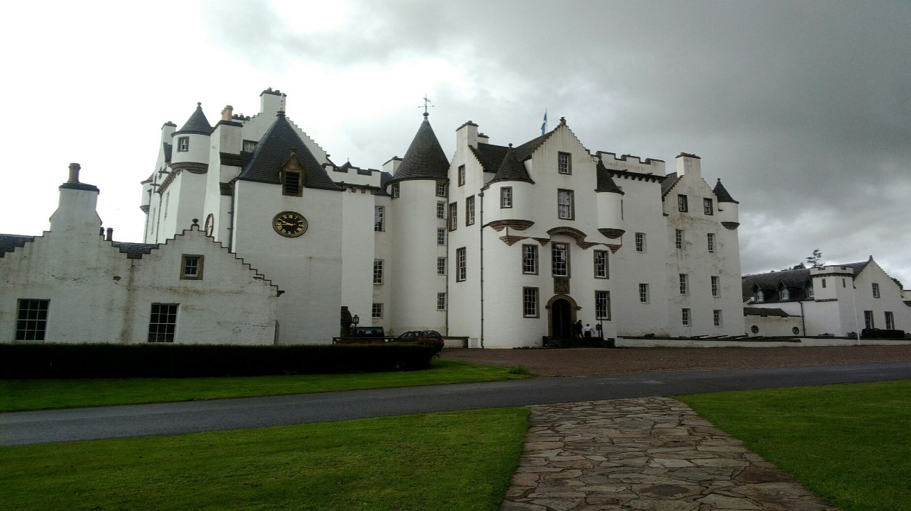 Blair Castle, Scotland