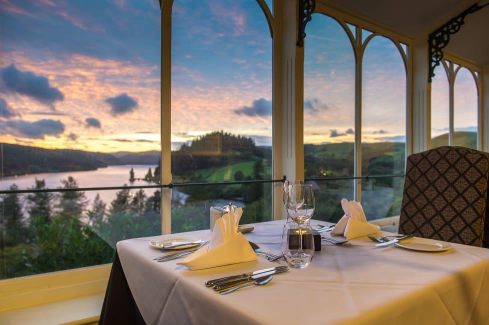 Wales Honeymoons -Lake Vyrnwy Hotel