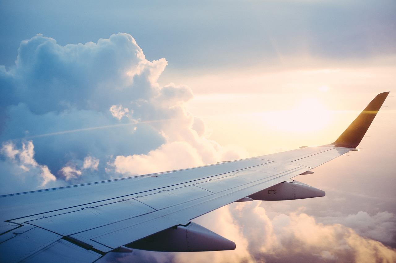 Wales Honeymoons-flight